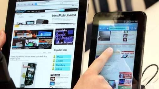 Патентною суперечкою між Samsung та Apple зацікавилась Єврокомісія