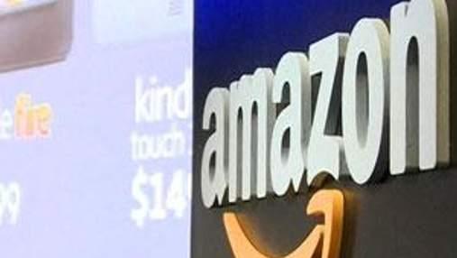 Прибуток Amazon в IV кв. скоротився удвічі, до $177 млн.