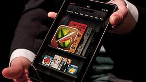 Amazon обновил операционную систему для Kindle Fire