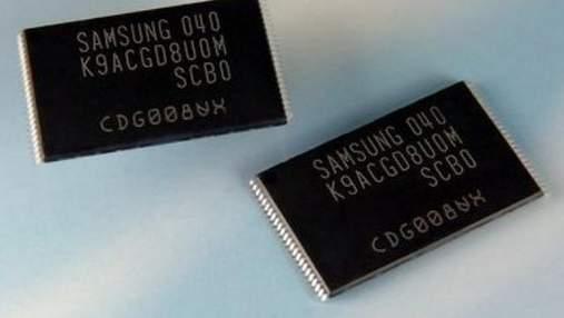 Samsung відкриє завод з виробництва карт-пам'яті в Китаї