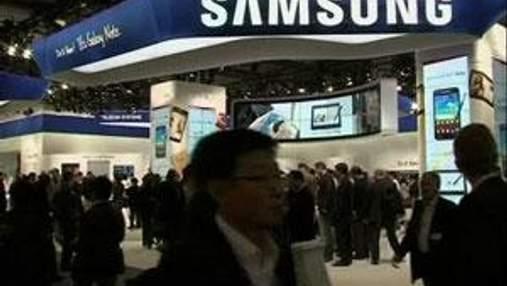 Прибутки Samsung у І кварталі 2012 року перевищили $5 млрд