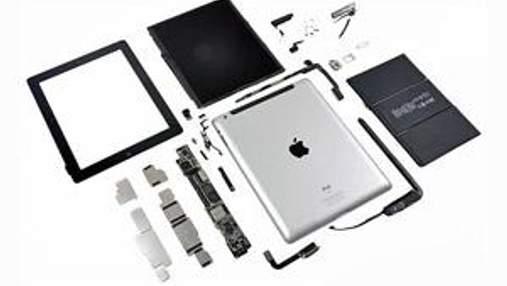 DF: Apple працює над 7-дюймовим iPad