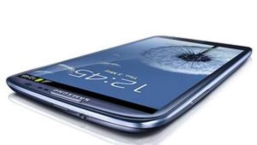 Samsung представив у Лондоні флагманський смартфон Galaxy SIII
