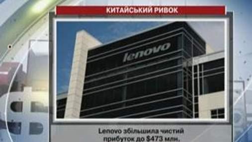 Lenovo збільшила чистий прибуток до понад $470 млн