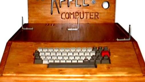Аукцион Sotheby's в июне выставит на торги компьютер Apple-1