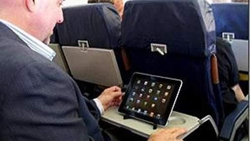 Завдяки iPad авіакомпанія економить паливо на літаках