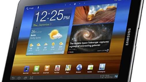 У США заборонили продавати планшети Samsung Galaxy Tab
