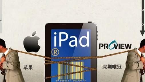 Apple виплатить 60 мільйонів доларів компанії Proview за бренд iPad