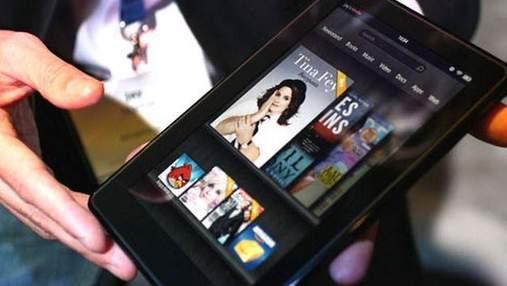 Журналісти розкопали характеристики наступного Kindle Fire