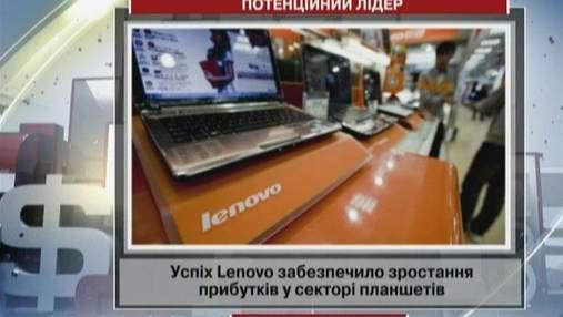 Lenovo може випередити HP за лідерством на ринку комп'ютерів