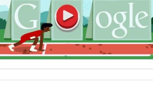 Google запустил олимпийские мини-игры