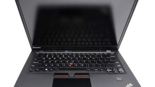 Назвали дату продажу ультрабуку від Lenovo (Фото)