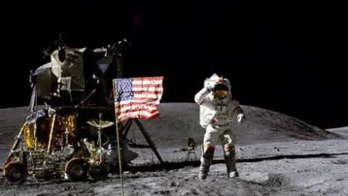 США хочет построить космическую базу на Луне