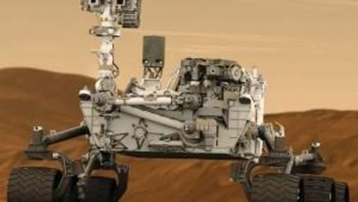 Марсоход NASA обнаружил доказательства существования воды на Красной планете
