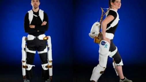 В NASA создали экзоскелет для астронавтов и инвалидов (Фото, видео)