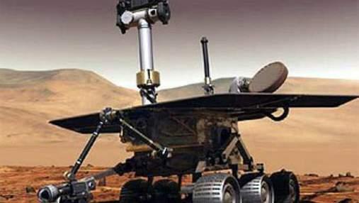 Марсоход NASA нашел на Марсе кусок полиэтилена (Фото)