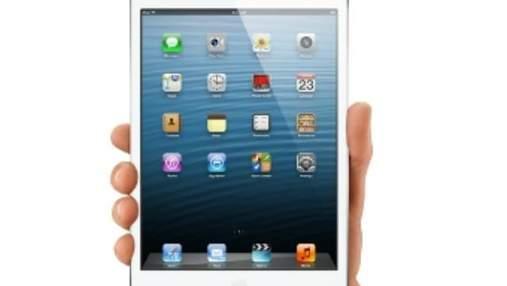 Сьогодні Apple презентувала iPad mini