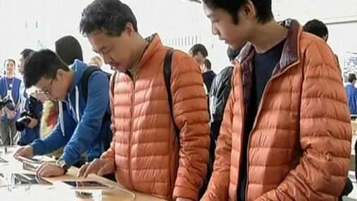 Азіати одними з перших на планеті купили новий iPad Mini