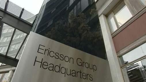 Ericsson звільняє 1,5 тис працівників у Швеції