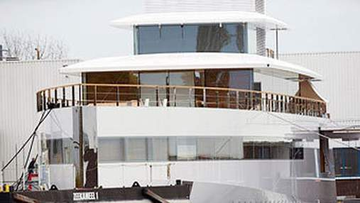 Яхту Стіва Джобса заарештували за борги