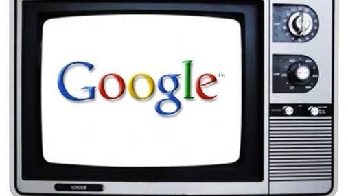 Компанія Google готується до виходу на ринок платного телебачення