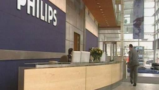 Philips продает подразделение по производству аудио-и видеотехники