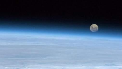 Астронавт-блогер из Канады фотографирует Землю из космоса (Фото)