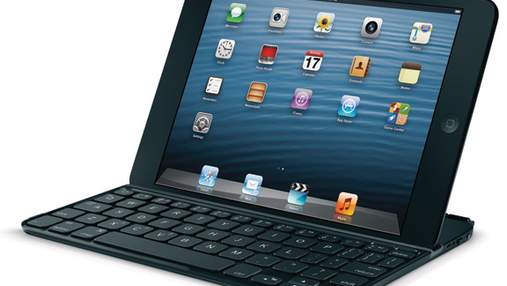 Ультратонка клавіатура для iPad mini від Logitech