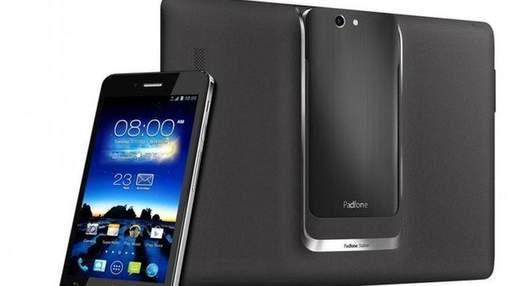 Asus представила новий смартфон, який може стати ноутбуком