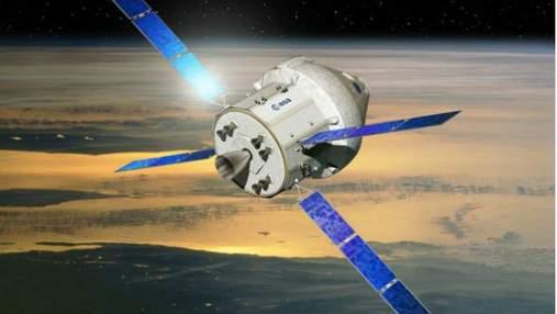 Корабель Orion підкорятиме космос у 2014 році