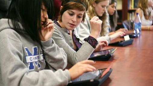 Студентів не впускатимуть в університет без iPad