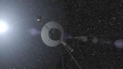 Міжпланетний зонд НАСА вийшов за межі Сонячної системи