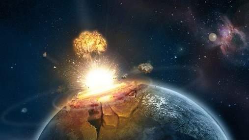 У випадку падіння астероїда на Землю моліться, - NASA