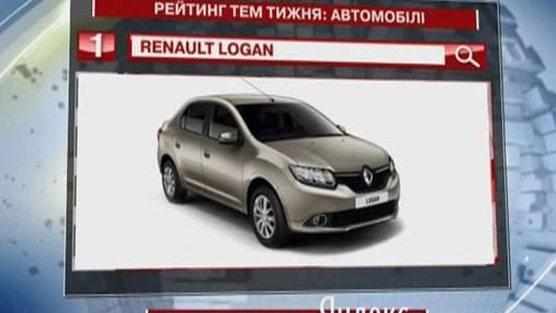 """Самый популярный автомобиль по версии пользователей """"Яндекс"""" - обновленный Renault Logan"""
