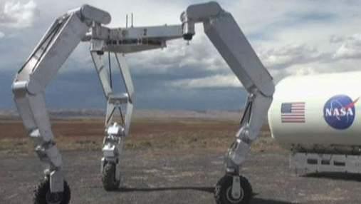 НАСА разрабатывает инновационную технологию управления роботами