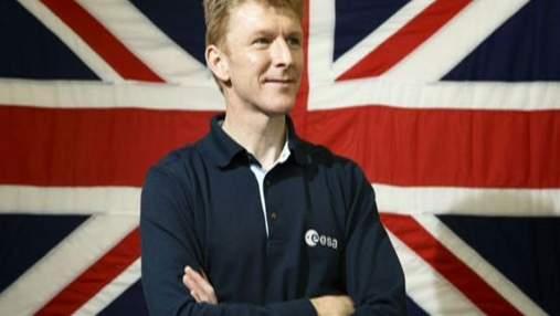 Британия готовится отправить в космос своего первого астронавта