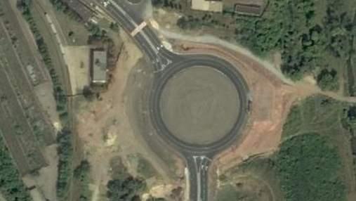 На спутниковых снимках Яндекса Украины стало больше