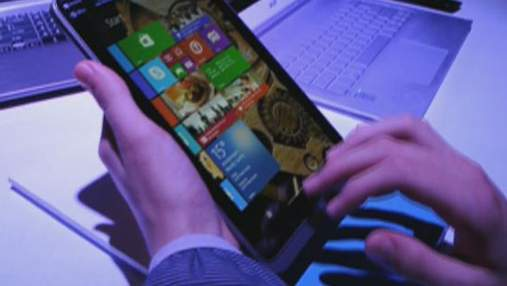 Новации недели: реактивный рюкзак, планшет Acer и обновленная Windows 8