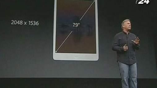 Apple представила нове покоління планшетів - iPad Air та iPad Mini