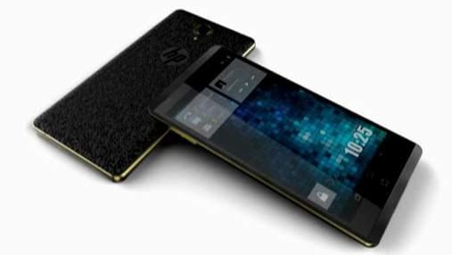 Новинки техніки: нові смартфон та планшет від HP та робот від NASA