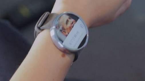 """Motorola представила """"розумний"""" годинник, в Україні з'явиться новий смартфон LG"""
