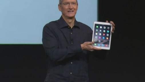 Apple представила новинки: планшети iPad – Air 2 та mini 3 та новий iMac
