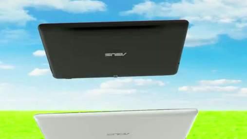 Компанія ASUS анонсувала новий бюджетний Android-планшет