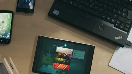 Екс-працівники Nokia представили власний планшет