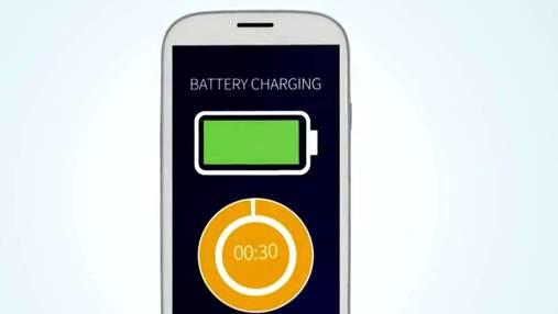 Ізраїльська компанія розробила революційну батарею для смартфонів