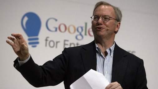 Інтернет незабаром зникне,  — глава Google