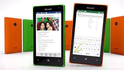 Інновації. Планшети-трансформери від ASUS, найдоступніші Windows Phone