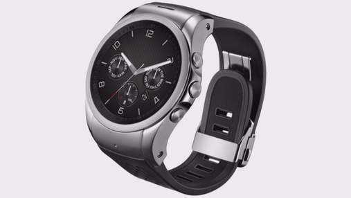 """LG анонсировала новые """"умные"""" часы Watch Urbane"""