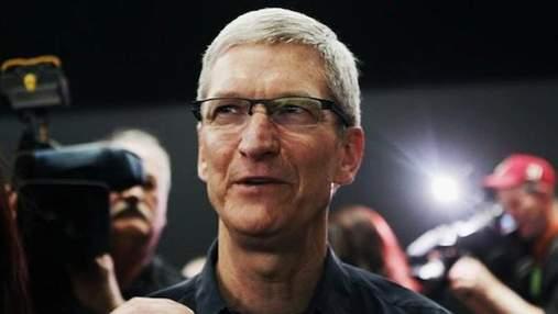 Нынешний глава Apple предлагал Стиву Джобсу свою печень