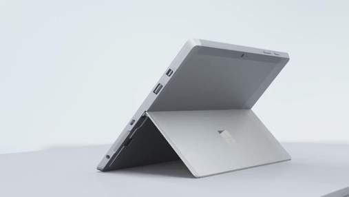 Компанія Microsoft представила планшет Surface 3